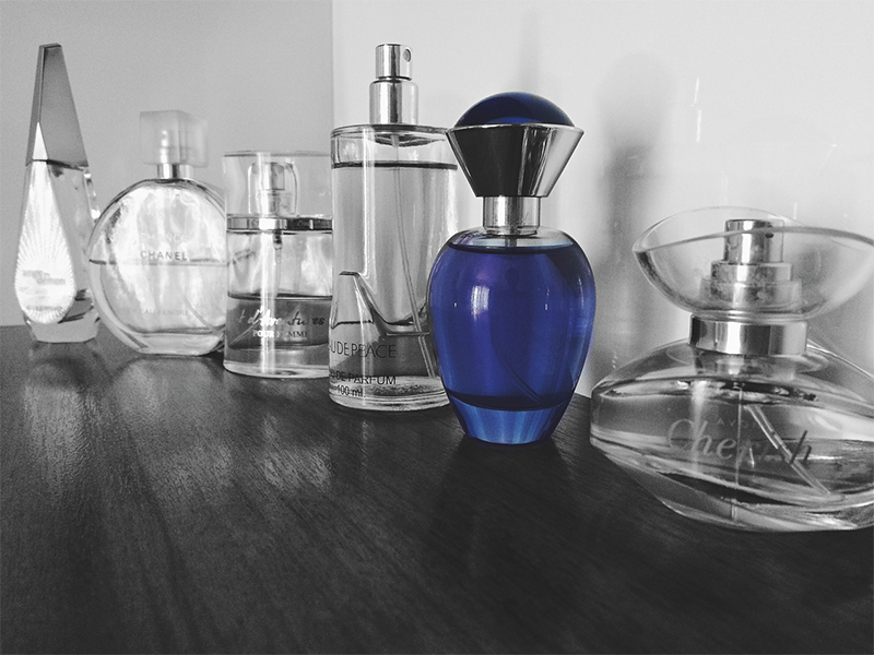 Producing Perfume From Home